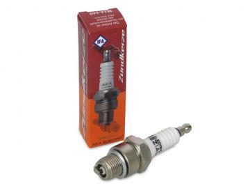 Zündkerze M14-240 Aka Electric* - Spezial - Isolator (Kopf geriffelt) passend für S51, S70 usw.