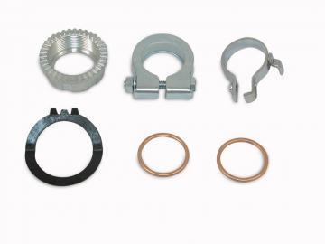 Krümmermutter-Set (6-teilig) S50, S51, S70, SR4-1, SR4-2, SR4-3, SR4-4, KR51/1, KR51/2, SR50