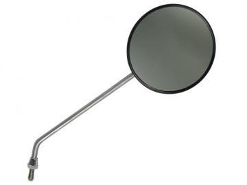 Spiegel - (Stab in chrom) Ø120, M8 für Moped