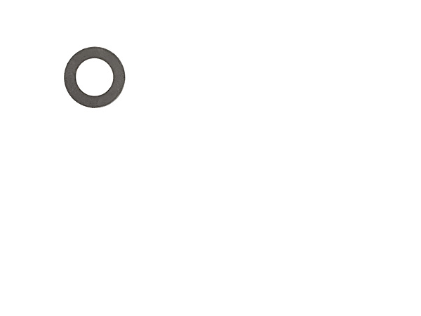 Anlaufscheibe 17x28x1,6 (für Kupplungskorb)* S51, S70, SR50, SR80, KR51/2