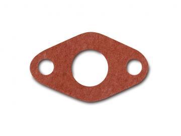 Flanschdichtung rot (2mm stark, Innen Ø16mm) S50, S51, S70, SR50, SR80, KR51/2