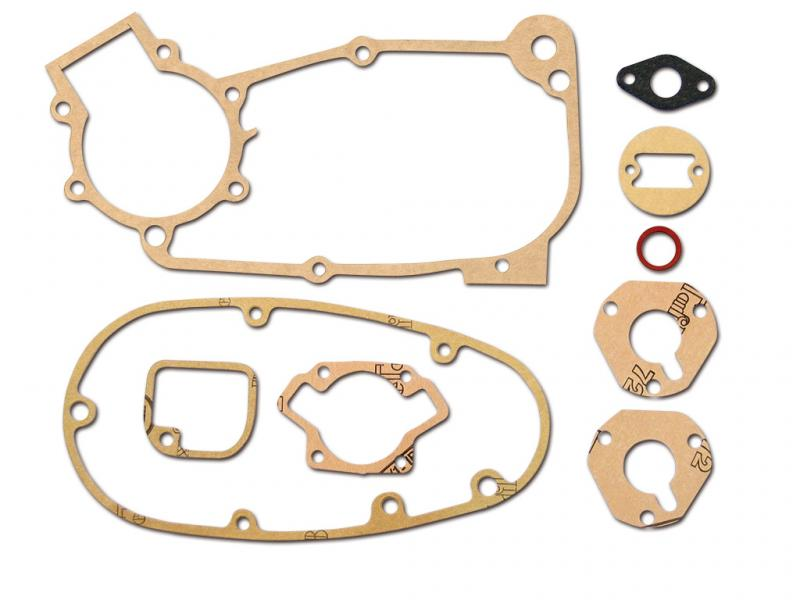Dichtungssatz KR51/1, SR4-1, SR4-2, SR4-3, SR4-4 (Motorgehäuse mit großer Gummiaufhängung (1.Wahl)