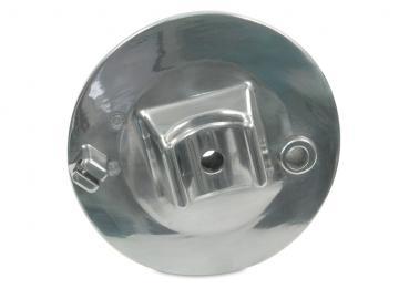 Bremsschild vorn (teilweise poliert) S50, S51, S70, SR50, SR80