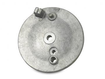Bremsschild hinten mit Bohrung S50, S51, S70, KR51/2