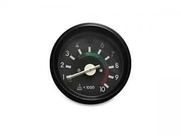 Drehzahlmesser mit Fernlichtkontrolle bis 10.000 U/min (Ø60 mm) passend für S51, S53, S70