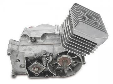 Simson S51 4 Gang Motor Umbau auf S60/4 Kanal