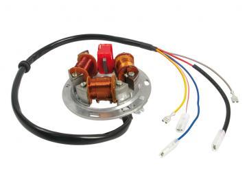 Grundplatte 6V elektronic 35/35W komplett (AKA Electric*) passend für S50, S51, S70, KR51/2