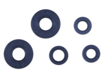 Wellendichtringe im Satz S50, KR51/1 (Fußschaltung), SR4-2, SR4-3, SR4-4 blau (5-teilig) TCK*