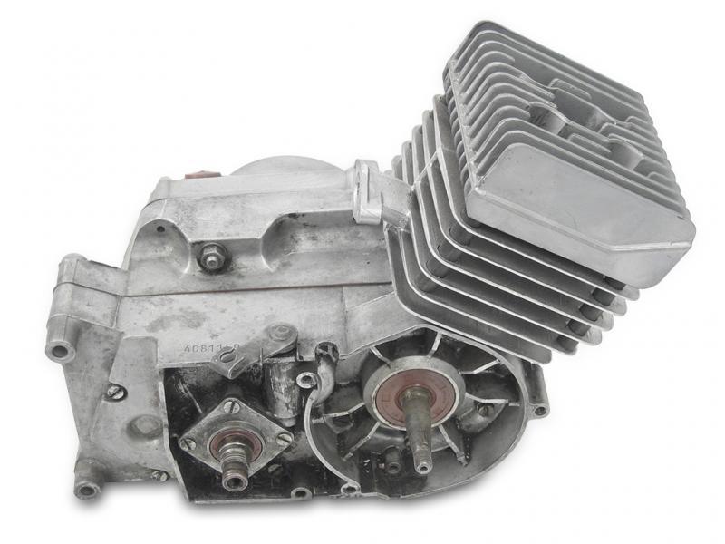 Motor mit Umbau von S51 auf S61 regeneriert *