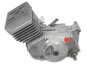 Motor S51 4 Gang regeneriert mit DDR Zylinder im Tausch