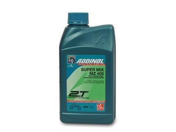 Öl - Motorenöl Addinol* Super MIX MZ405 rot gefärbt (Dose 1L)