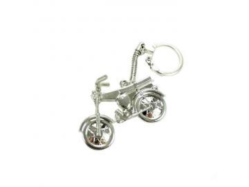 Schlüsselanhänger S51 Metall