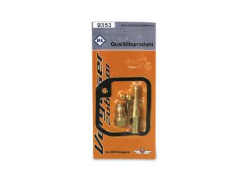 Reparaturset für Vergaser 16N1-11 (6-teilig) passend für S51, S70. SR50, SR80