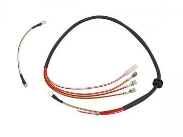 Kabelbaum für Grundplatte Unterbrecher passend für S50, KR51/1, SR4-1. SR4-2, SR4-3, SR4-4