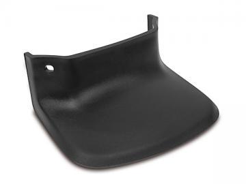 Schmutzfänger für Schutzblech / Kotflügel vorn schwarz passend für SR50, SR80
