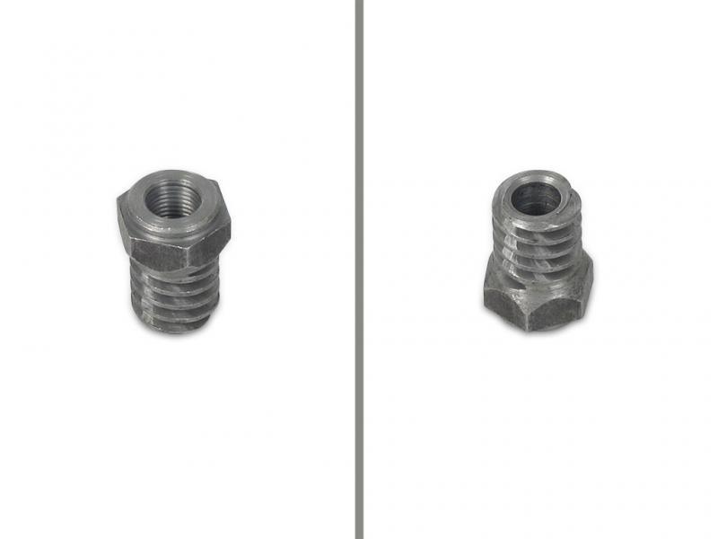 Schraubenritzel für Drehzahlmesserantrieb S51, S70, SR50, SR80, KR51/2
